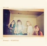SCANDALニューシングル「Stamp!」通常盤