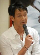 舞台『トロイラスとクレシダ』制作発表に出席した吉田栄作 (C)ORICON NewS inc.