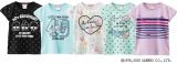 Tシャツ キッズ(110cm〜140cm)/税抜価格990円
