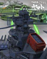 Blu-ray Disc『宇宙戦艦ヤマト2199 星巡る方舟』[初回限定版]が初登場1位