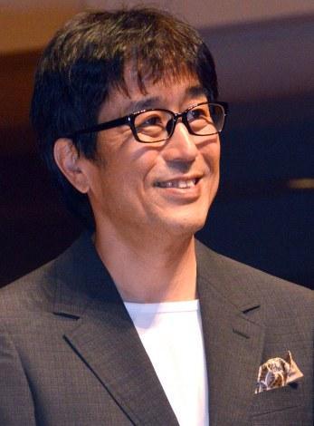 音楽劇『青い種子は太陽のなかにある』製作発表に出席した松任谷正隆氏(C)ORICON NewS inc.