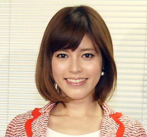 美人アナウンサーでお馴染みの神田愛花