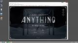 "Google Chromeの""拡張機能""を活用した安室奈美恵「Anything」MVより"