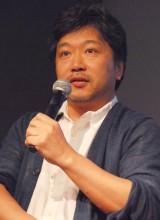 自身のホームページに怒りのコメントを掲載した是枝裕和監督 (C)ORICON NewS inc.