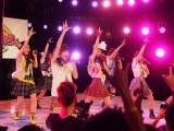 テレビ朝日で毎週金曜深夜に放送されているサバイバルライブバトル『アイドルお宝くじ』6月5日放送回に出場したPiiiiiiiN (C)ORICON NewS inc.