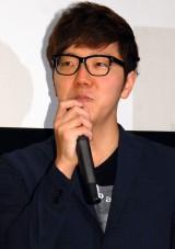 映画『呪怨 −ザ・ファイナル−』女子高生限定試写会に出席したHIKAKIN(C)ORICON NewS inc.