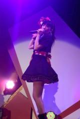 インドネシア・ジャカルタで開催された『J Series Festival』に出演したDoll☆Elementsの外崎梨香