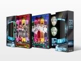 初回限定版DVD BOX『ももいろクリスマス2014 さいたまスーパーアリーナ大会 〜Shining Snow Story〜』展開図