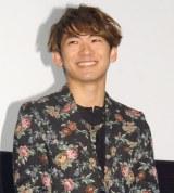 映画『攻殻機動隊 新劇場版』の完成披露上映会に出席したNAOTO (C)ORICON NewS inc.