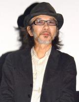 映画『攻殻機動隊 新劇場版』の完成披露上映会に出席した咲野俊介 (C)ORICON NewS inc.