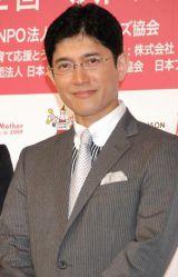 自身のブログで妻の石川秀美と結婚式を挙げたことを明かした薬丸裕英(C)ORICON NewS inc.