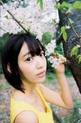 ファースト写真集でありのままの表情をみせた宮脇咲良(C)桑島智輝/集英社