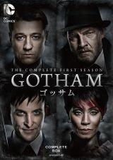 海外ドラマ『GOTHAM/ゴッサム<ファースト・シーズン>』レンタル開始は7月22日、コンプリート・ボックスの発売は9月9日(C)2015 Warner Bros. Entertainment Inc. All rights reserved.