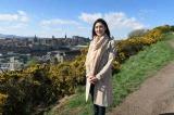 『ザ・プレミアム 天海祐希 魔法と妃(きさき)と女たち「スコットランド編」』(C)NHK