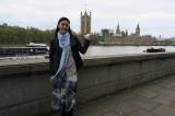 『ザ・プレミアム 天海祐希 魔法と妃(きさき)と女たち「ロンドン編」』(C)NHK