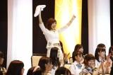 自己最高位8位で選抜入りを果たした宮澤佐江(C)AKS