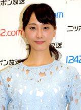 『オールナイトニッポン』放送前に取材に応じたSKE48の松井玲奈(C)ORICON NewS inc.