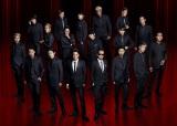 日本テレビ系音楽番組『THE MUSIC DAY』に出演するEXILE
