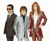 日本テレビ系音楽番組『THE MUSIC DAY』に出演するTHE ALFEE