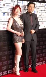 国際短編映画祭『ショートショート フィルムフェスティバル&アジア(SSFF&ASIA)2015』に登場した(左から)叶美香、別所哲也 (C)ORICON NewS inc.