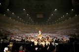 "『miwa concert tour 2015 ""ONENESS""』の模様 (Photo by 佐藤薫)"