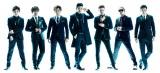 上半期アルバム1位に輝いた三代目 J Soul Brothers from EXILE TRIBE