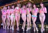デビュー曲「ミラクルナイト」のお披露目会を行ったA-Queen fromバーレスク東京 (C)ORICON NewS inc.