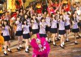 台湾で撮影されたNMB48「ドリアン少年」MV(C)NMB48