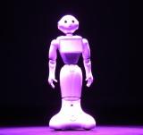 今月20日より一般販売されるヒト型ロボット『Pepper(ペッパー)』 (C)ORICON NewS inc.