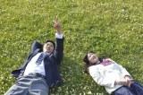 (左から)鈴木亮平、永野芽郁 (C)アルコ・河原和音/集英社 (C)2015映画「俺物語!!」製作委員会