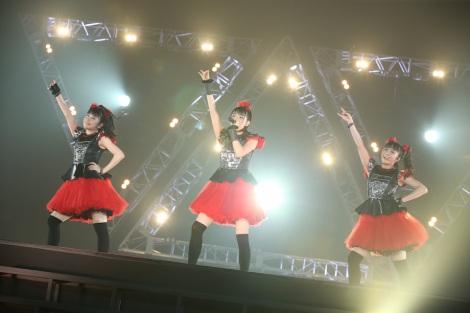 BABYMETAL世界ツアー 日本追加公演を発表