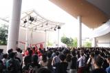 シングル&ライブDVD/Blu-ray同時発売記念イベントの最終公演を行った9nine