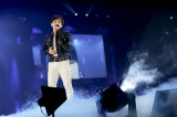 『KING SUPER LIVE 2015』に出演した保志総一朗 photo:kamiiisaka