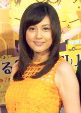 """""""崖っぷち女""""を演じた藤原紀香 (C)ORICON NewS inc."""