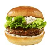 『贅沢フィレステーキバーガー(トリュフソース仕立て)』税込1129円(単体価格)