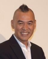 映画『天の茶助』初日舞台あいさつに出席したSABU監督 (C)ORICON NewS inc.