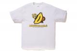 ア ベイシング エイプ(R)/ベイビーマイロ(R)×ミニオンズ Tシャツ(C)2015 Universal Studios.