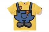 ア ベイシング エイプ(R)/ベイビーマイロ(R)×ミニオンズ Tシャツ※ポップアップストア先行発売(C)2015 Universal Studios.
