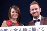 映画『アベンジャーズ/エイジ・オブ・ウルトロン』日本語版完成披露試写会に出席した (C)ORICON NewS inc.