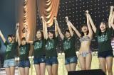 公約どおり水着になった指原莉乃『HKT48全国ツアー〜全国統一終わっとらんけん〜』ファイナル (C)AKS