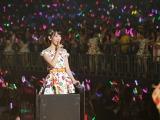 『HKT48全国ツアー〜全国統一終わっとらんけん〜』ファイナルに出演した宮脇咲良(C)AKS