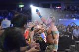 WWE日本公演 US王者ジョン・シナも登場 (C)2015 WWE, Inc. All Rights Reserved.