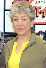 ミュージカル『グッバイ・ガール』制作発表会見に出席した中尾ミエ (C)ORICON NewS inc.