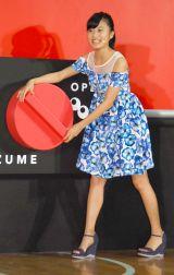 森永製菓『新・おもちゃのカンヅメ』お披露目イベントに出席した小島瑠璃子 (C)ORICON NewS inc.