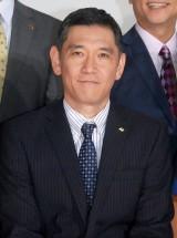 ドラマ『HERO』の記者発表会に出席した杉本哲太 (C)ORICON NewS inc.