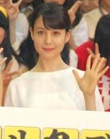 映画『リアル鬼ごっこ』イベントに出席した篠田麻里子(C)ORICON NewS inc.