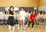 映画『リアル鬼ごっこ』イベントの模様(C)ORICON NewS inc.