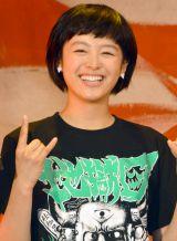 映画『TOO YOUNG TO DIE!若くして死ぬ』のクランクアップ報告記者会見に出席した清野菜名 (C)ORICON NewS inc.
