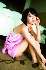 写真集では色気のある表情を公開(C)桑島智輝/週刊プレイボーイ