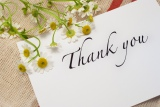 「Thank You」などよく使う英語を敬語で表現